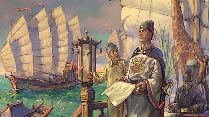 Colón No descubrió América